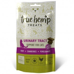 True Hemp Katten Snacks Urinewegen