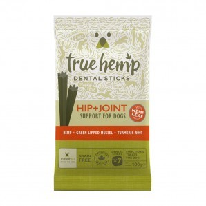 True Hemp Honden Dental Sticks Heup + Gewricht