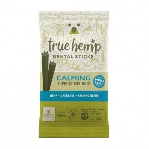 True Hemp Honden Dental Sticks Kalmerend