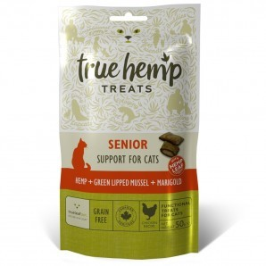 True Hemp Katten Snacks Senior