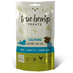 True Hemp Katten Snacks Kalmerend