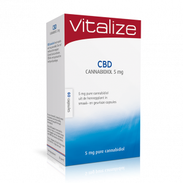 CBD Cannabidiol 5 mg