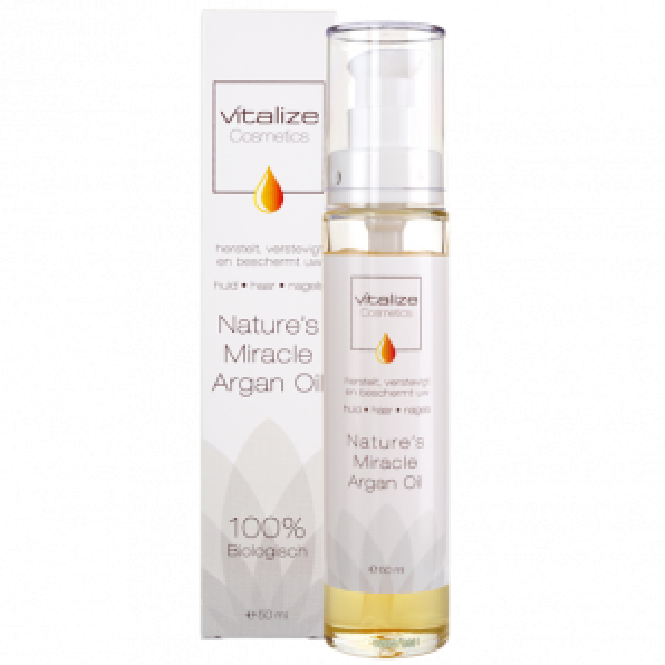 Vitalize Cosmetics Argan Oil 50ml