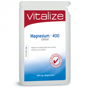 Magnesium - 400 citraat