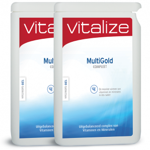 Vitalize MultiGold Compleet 240 tabletten