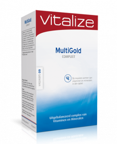 Vitalize MultiGold Compleet 60 tabletten