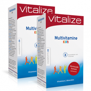 Vitalize Multivitamine Kids 120 kauwtabletten