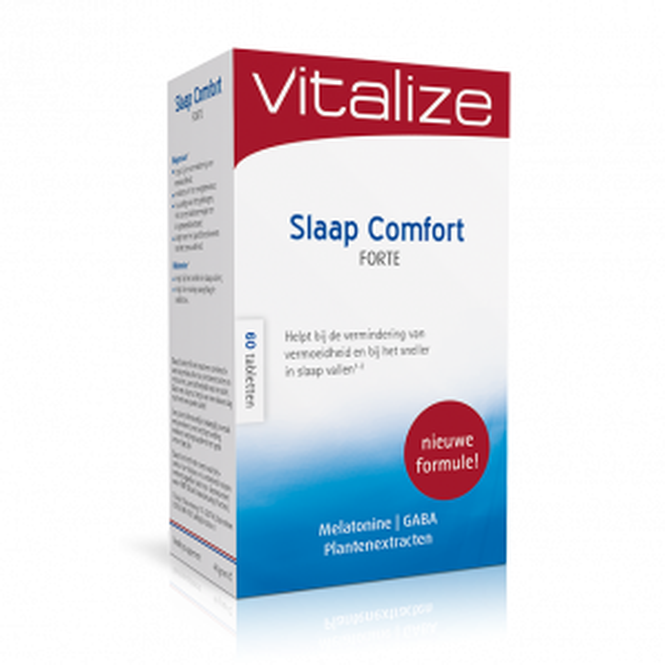Vitalize Slaap Comfort Magnesium Complex 60 tabletten