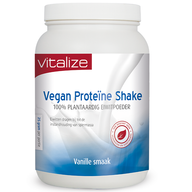 Afbeelding van Vegan Proteïne Shake 750 gram